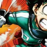 My Hero Academia key art