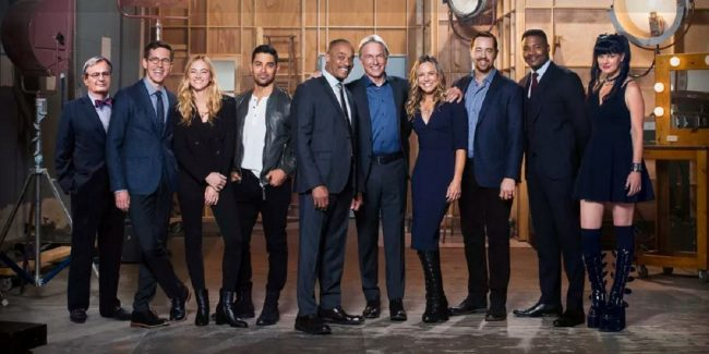 NCIS Season 16 picture ahead of the release date