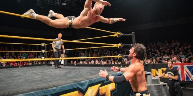 NXT on TV recap - Aug 15, 2018