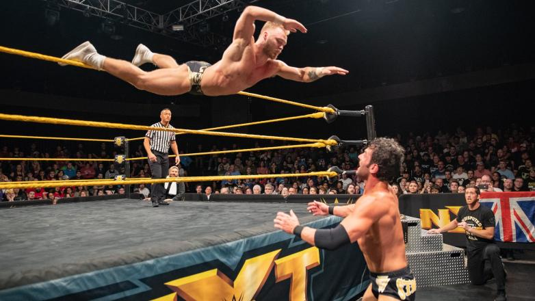 WWE NXT TV recap and grades: NXT prepares for NXT TakeOver Brooklyn 4