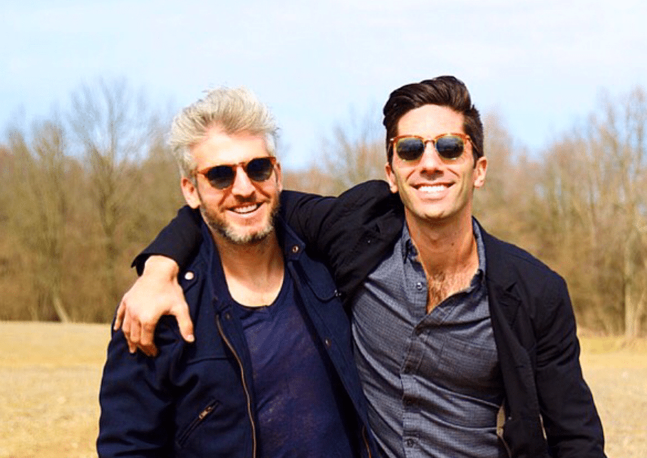 Nev Schulman and Max Joseph from Catfish