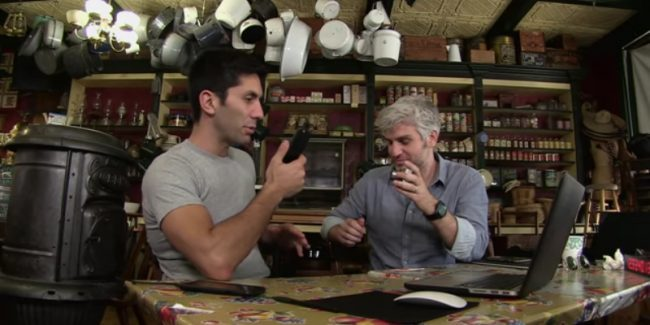 Nev Schulman and Max Joseph on Catfish: The TV Show