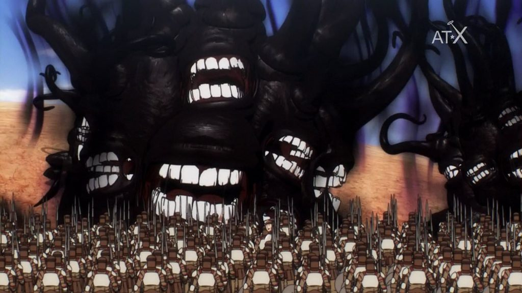 Overlord Season 3 Episode 12 Dark Youngs CGI
