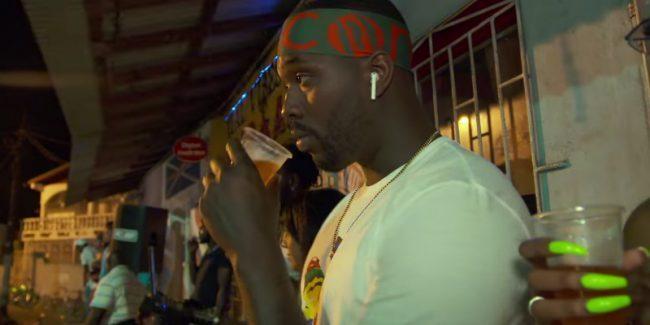 Phor in Jamaica on Black Ink Crew: Chicago