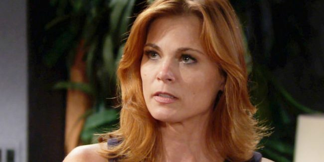 Phyllis from The Young and the Restless