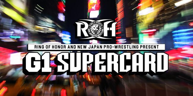 Ring of Honor Wrestling and New Japan sells out GI Supercard at Madison Square Garden