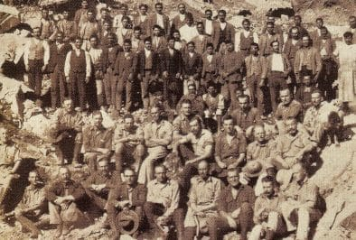 Edgar Sanders' Sacambaya Exploration Company
