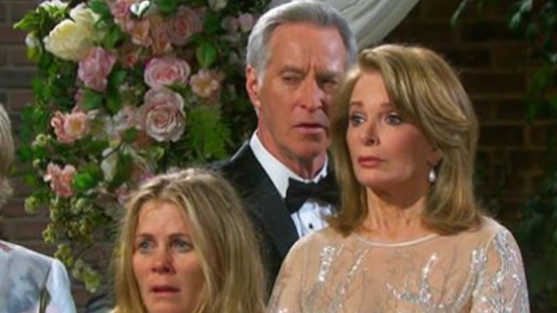 Sami Shoots Marlena on Days of our Lives