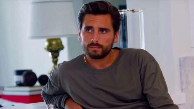 Scott Disick from Keeping Up With the Kardashians