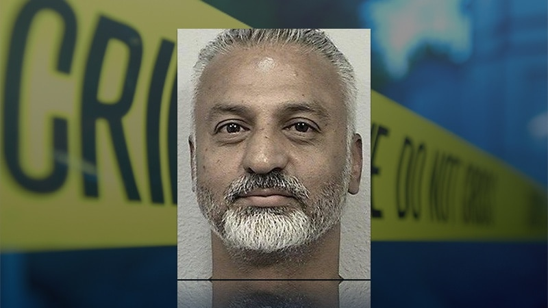 Shelley Malil parole - mugshot of the actor