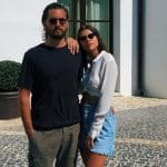 Scott Disick poses alongside Sofia Richie