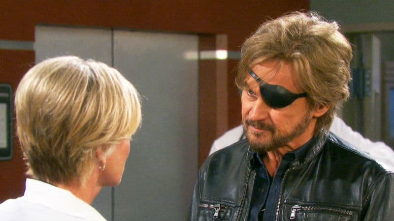 Days of our Lives spoilers: Chad walks out and Kayla is cornered