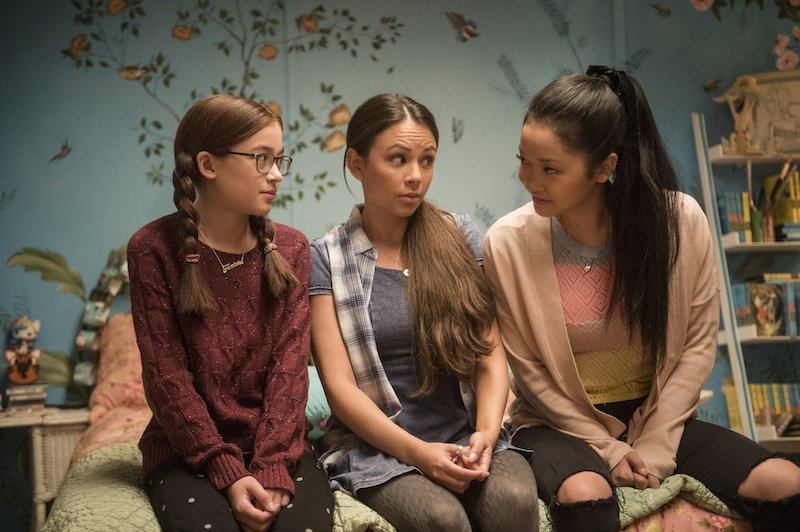 To All The Boys I've Loved Before movie review: A tale of three sisters
