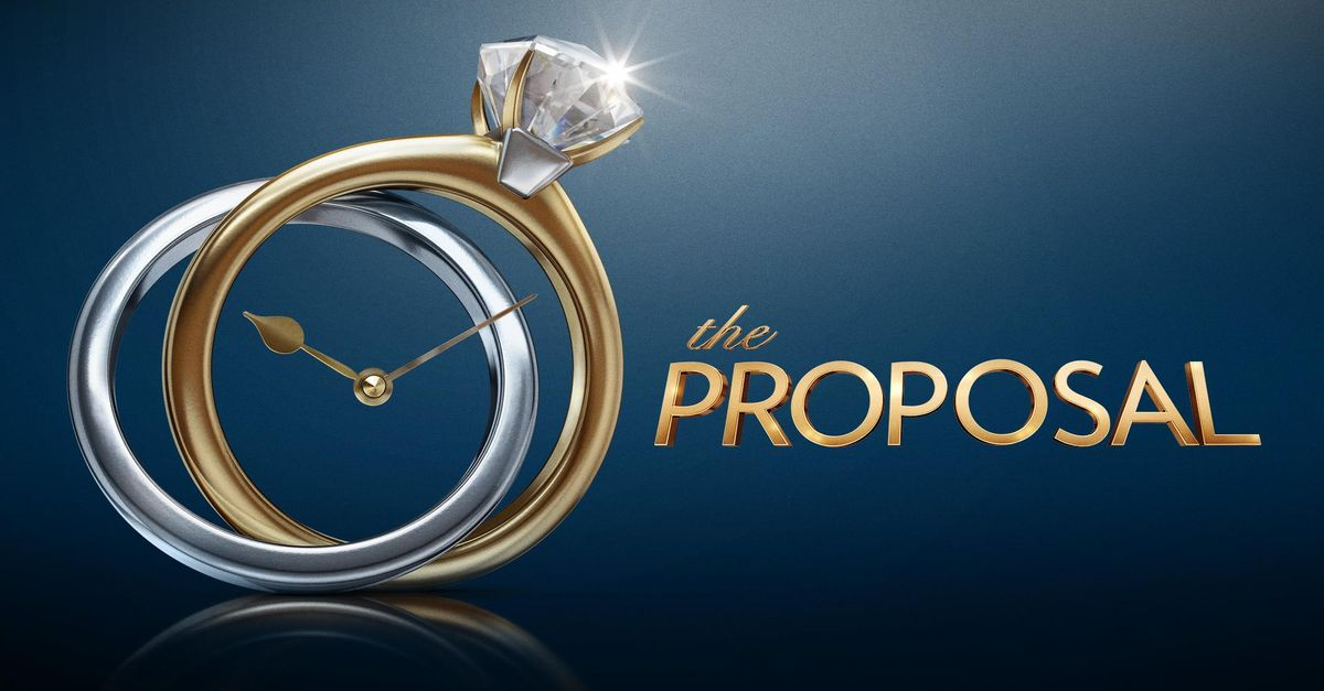The Proposal TV show
