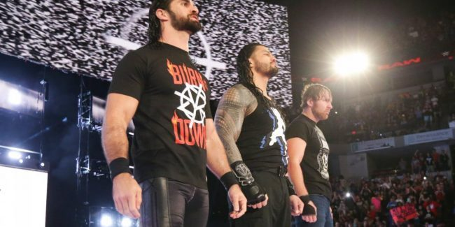 Huge WWE spoilers concerning the return of The Shield to WWE television