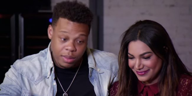 Tristan and Mia on Married at First Sight