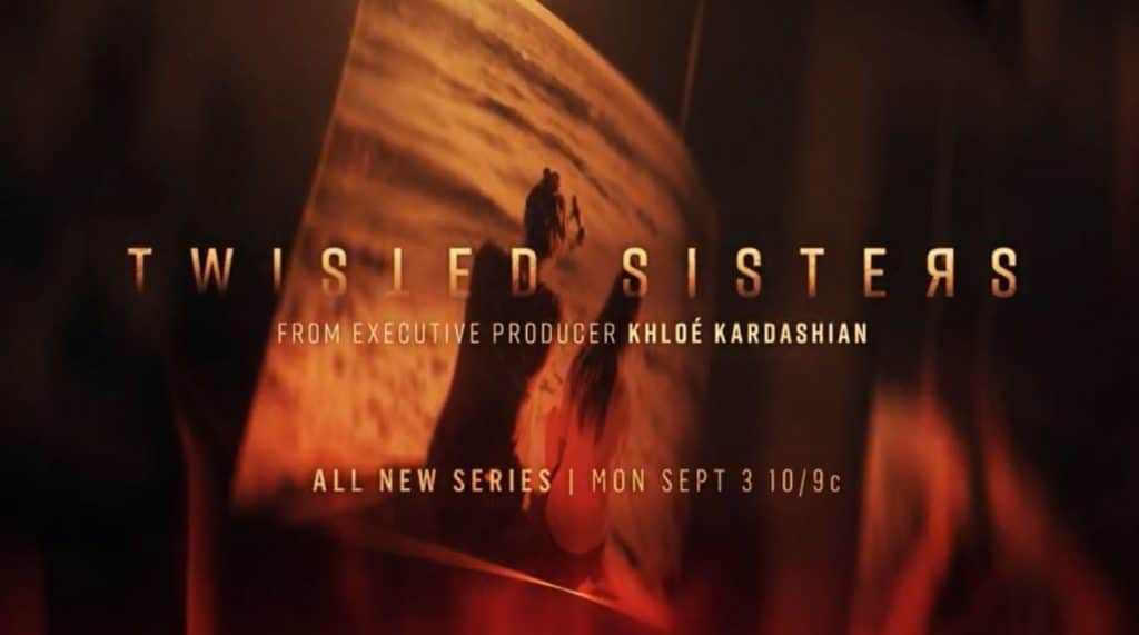 The Twisted Sisters title card foreshadows a really twisted lineup