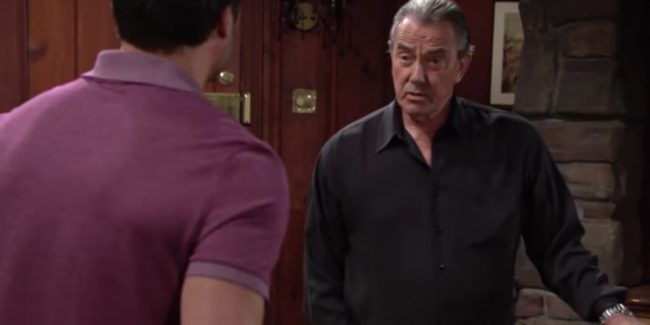 Victor and Nick on The Young and the Restless