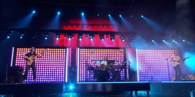 We Three performs on America's Got Talent