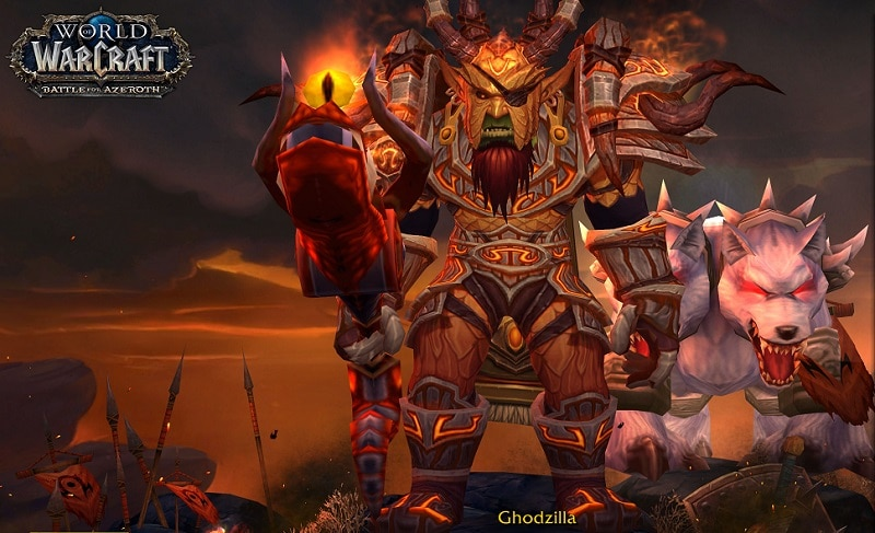 Ghodzilla welcomes you tour review of Battle for Azeroth.