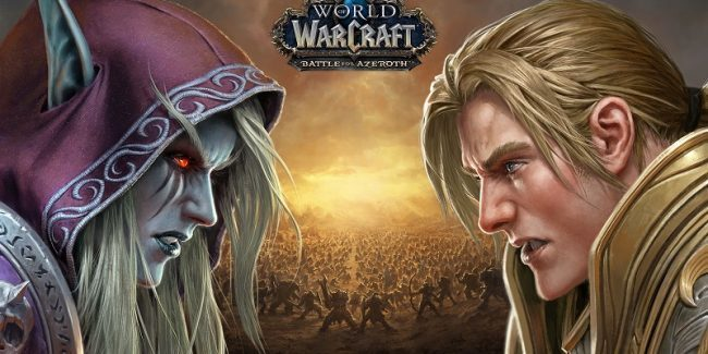World of Warcraft: Battle for Azeroth - Rejoining the game on the release date of the latest WOW expansion