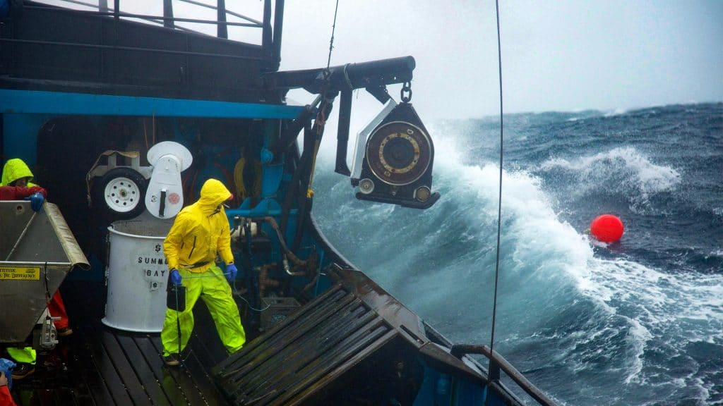 The Bering Sea will not let the crews finish without exacting some punishment tonight on the finale