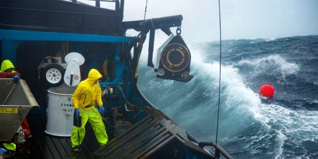 Deadliest Catch exclusive: It's a race to go home on the season finale