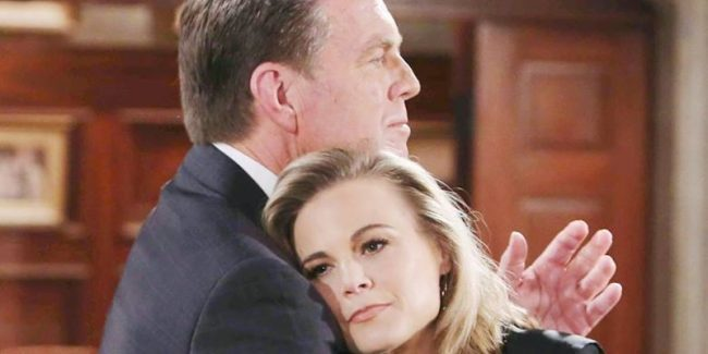 Jack and Phyllis on The Young and the Restless