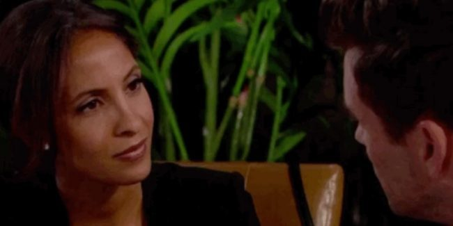 Lily on Young and the Restless