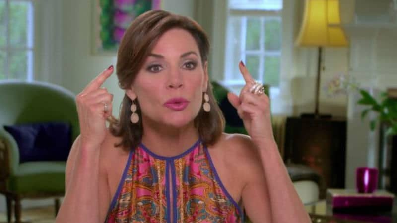 Luann de Lesseps' cabaret debuts on The Real Housewives of New York City season finale
