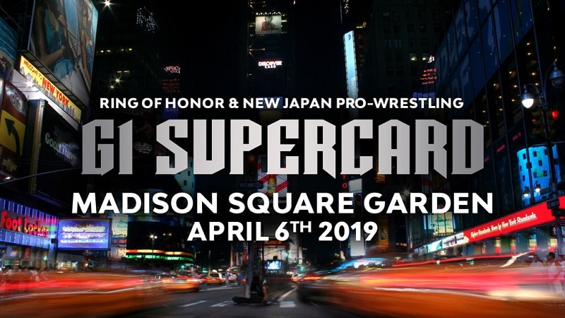 Ring of Honor sells-out Madison Square Garden.