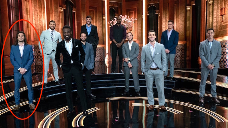 Michael Friday and other The Proposal contestants