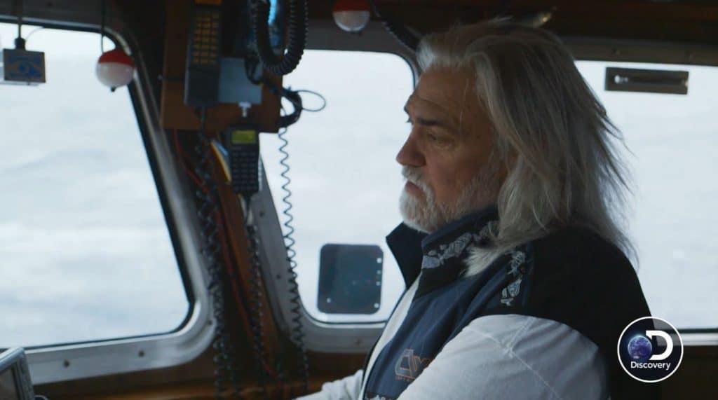 "Captain ""Wild Bill"" Wichrowski"