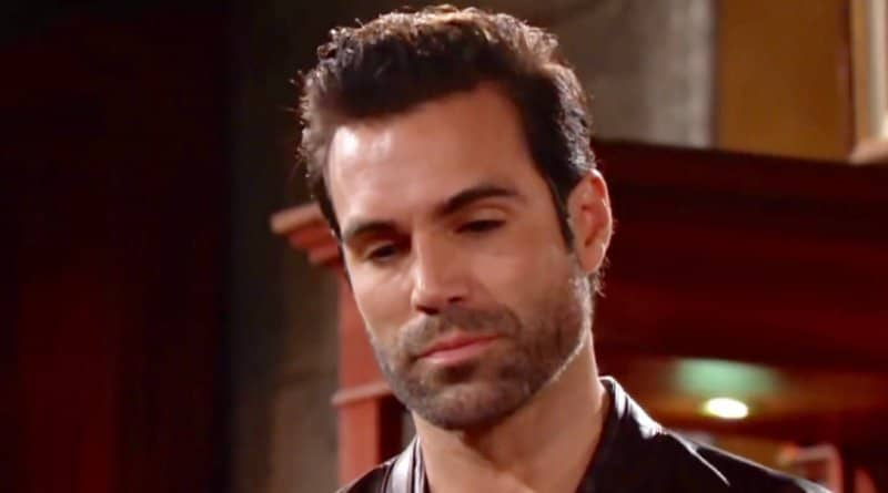 Rey on The Young and the Restless