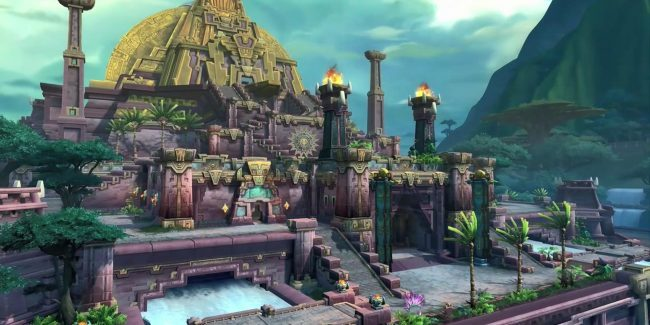 World of Warcraft: Battle for Azeroth review part two: Reaching level 120 in Zandalar with War Campaigns, Island Expeditions, quests, and new dungeons