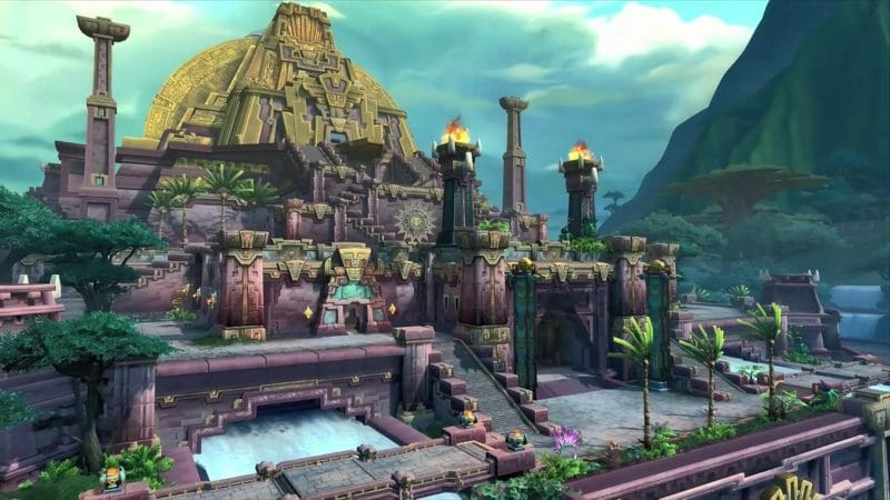 for  Azeroth World review Battle part Warcraft: of two