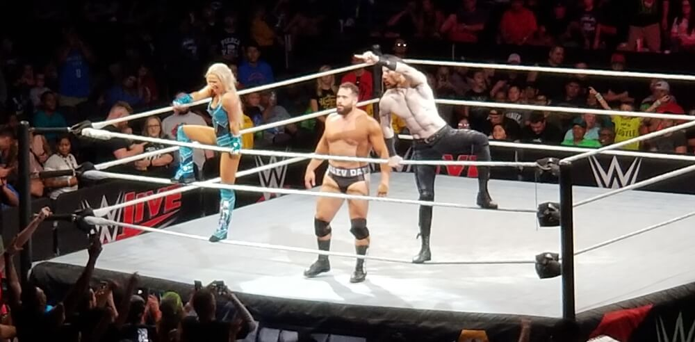 WWE Live in Oklahoma City