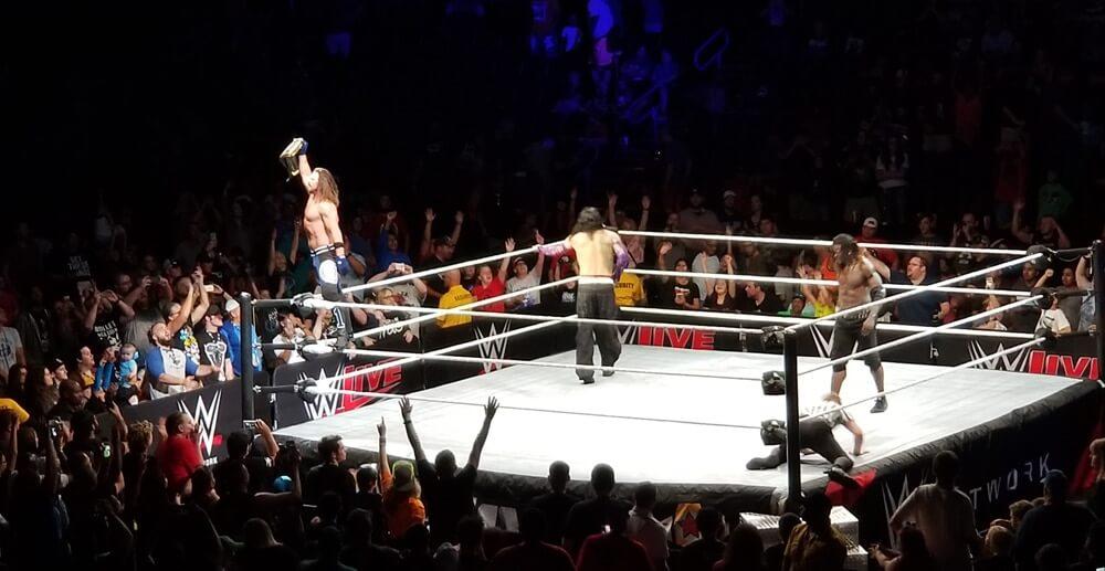 WWE Live in Oklahoma City