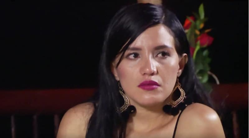Ximena, the other woman Ricky met on Colombian Cupid