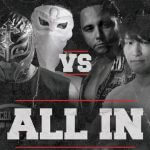 Former WWE superstar Taz says All In is a huge moment for disenchanted WWE wrestlers