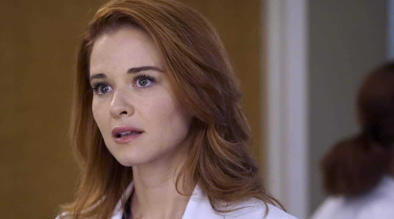 April on Grey's Anatomy