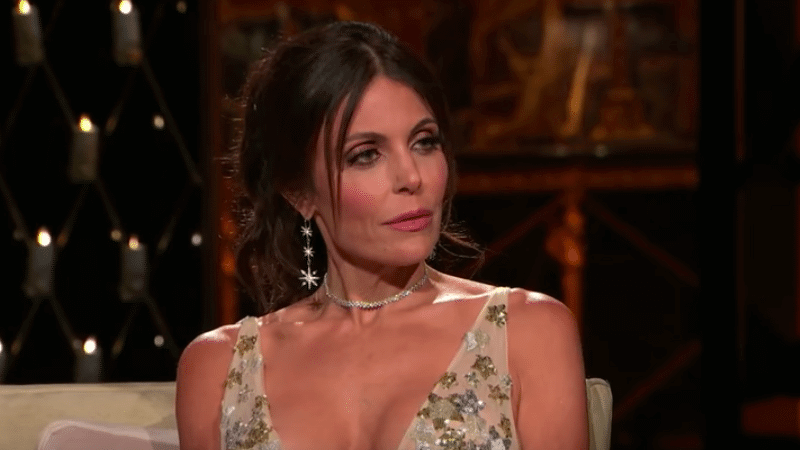 Bethenny Frankel on Real Housewives of New York