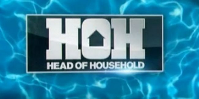 The Head of Household graphic from Big Brother