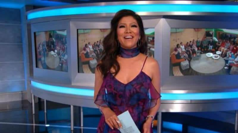Julie Chen is the host of Big Brother