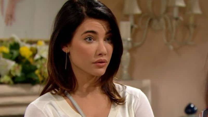 Jacqueline MacInnes Wood as Steffy Forrester