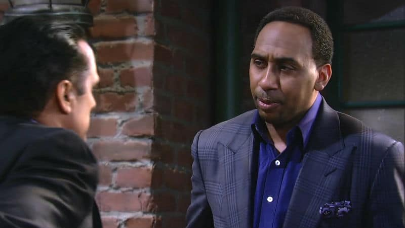 Brick and Sonny on General Hospital