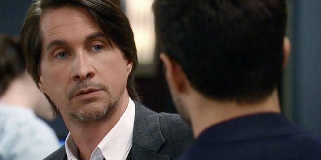 Michael Easton as Hamilton Finn on General Hospital