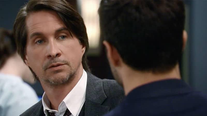 Michael Easton as Hamilton Finn on General Hospital
