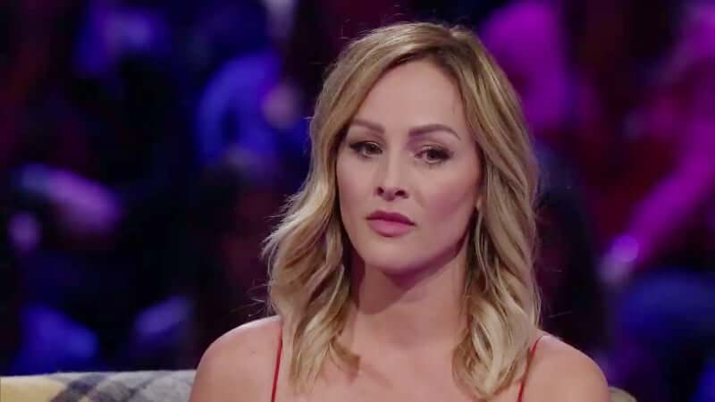 Clare Crawley won a proposal from Benoit on Bachelor Winter Games