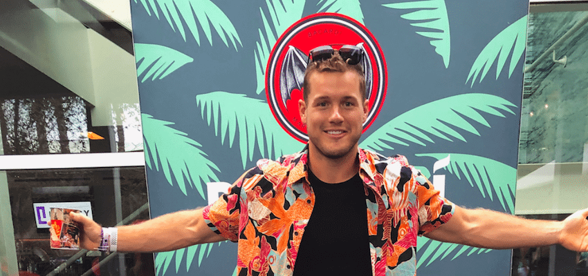 Colton Underwood Bachelor